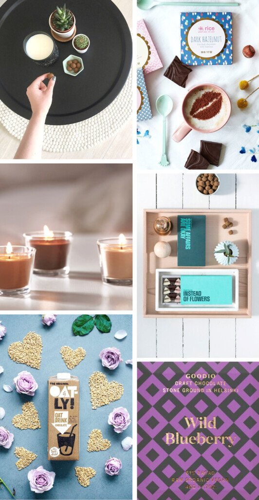 Friday inspiration scandi chocolate Scandi decor inspiration